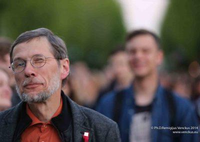 Ph. D. Remigijus Venckus-Kaunas Jazz-2014-04-26-copyright-Remigijus-Venckus