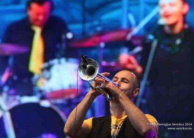 Kaunas Jazz, 2014