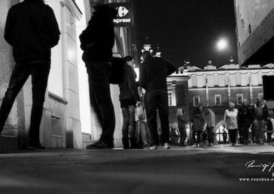 Ph. D. Remigijus Venckus - Krokuvos dienorastis -Naktis Mieste nr.1 2013 10 06 - 12