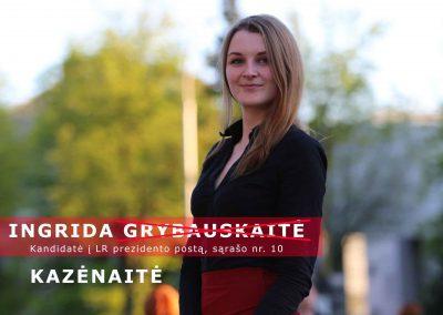 Ph.D. Remigijus Venckus 'My Friend as a President 2014 -10