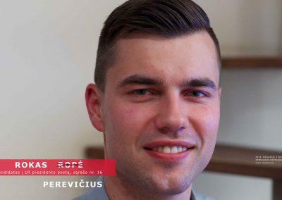 Ph.D. Remigijus Venckus 'My Friend as a President 2014 -16