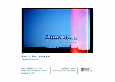 Amnesia-Film-Telsiai-net