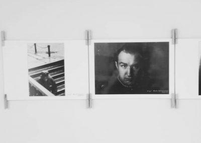 Ph.D. Remigijus Venckus' exhibition Location of Diaries no 3-2018-1