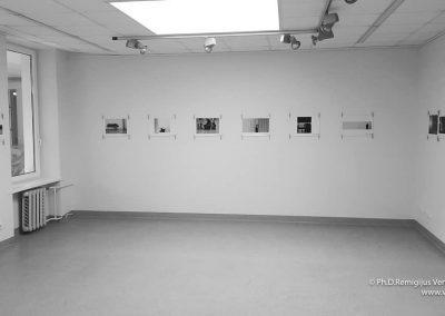 Ph.D. Remigijus Venckus' exhibition Location of Diaries no 3-2018-10