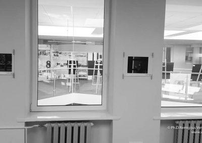 Ph.D. Remigijus Venckus' exhibition Location of Diaries no 3-2018-13