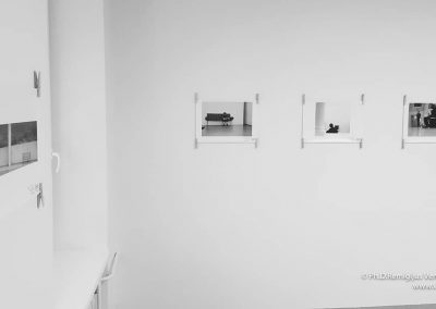 Ph.D. Remigijus Venckus' exhibition Location of Diaries no 3-2018-15