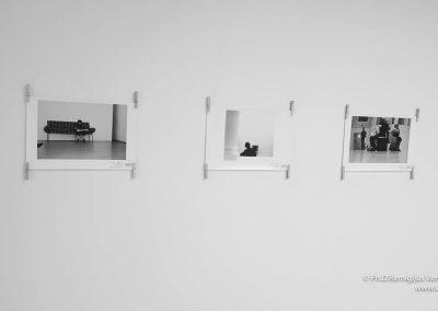 Ph.D. Remigijus Venckus' exhibition Location of Diaries no 3-2018-16