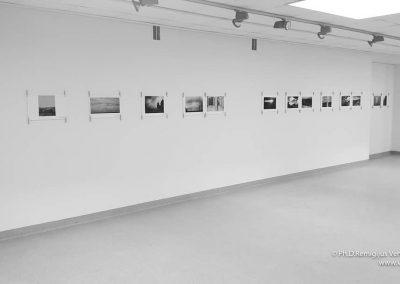 Ph.D. Remigijus Venckus' exhibition Location of Diaries no 3-2018-17