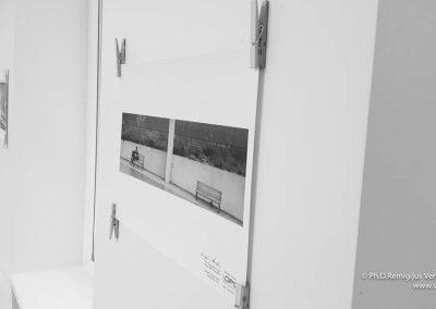 Ph.D. Remigijus Venckus' exhibition Location of Diaries no 3-2018-18