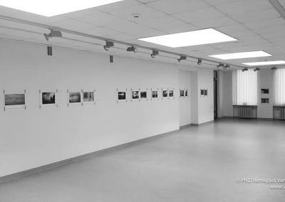 Ph.D. Remigijus Venckus' exhibition Location of Diaries no 3-2018-19