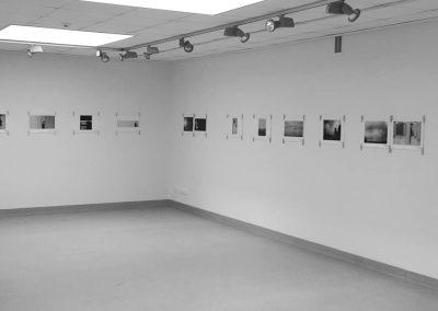 Ph.D. Remigijus Venckus' exhibition Location of Diaries no 3-2018-22