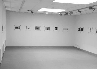 Ph.D. Remigijus Venckus' exhibition Location of Diaries no 3-2018-23