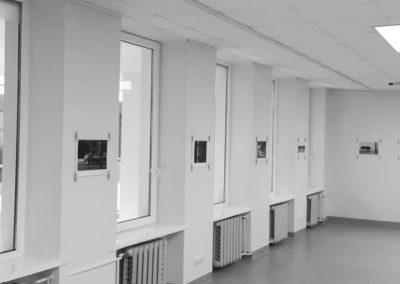 Ph.D. Remigijus Venckus' exhibition Location of Diaries no 3-2018-25