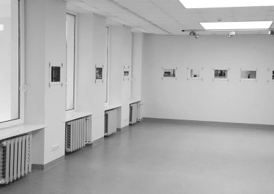 Ph.D. Remigijus Venckus' exhibition Location of Diaries no 3-2018-26