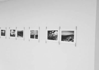 Ph.D. Remigijus Venckus' exhibition Location of Diaries no 3-2018-29