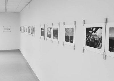 Ph.D. Remigijus Venckus' exhibition Location of Diaries no 3-2018-30