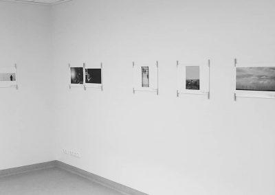 Ph.D. Remigijus Venckus' exhibition Location of Diaries no 3-2018-31