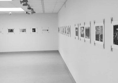 Ph.D. Remigijus Venckus' exhibition Location of Diaries no 3-2018-5