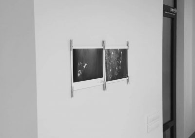 Ph.D. Remigijus Venckus' exhibition Location of Diaries no 3-2018-7